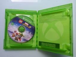 Título do anúncio: Jogo  Xbox One Lego Marvel 2