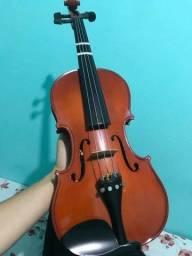 Título do anúncio: Violino Michael  4x4 PERFEITO ESTADO