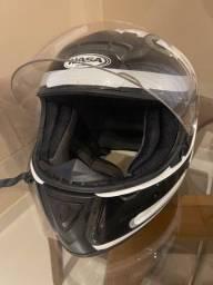 Título do anúncio: Capacete Nasa Helmets