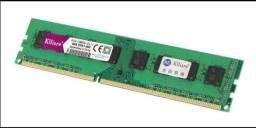 Memória 8GB 1600 mhz ddr3 só funciona com processador AMD