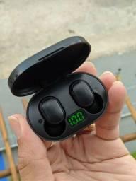 Título do anúncio: Fone de ouvido E6S TWS Bluetooth com display digital <br>