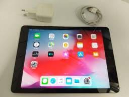 Título do anúncio: iPad Air1 A1474 MD786LL/A 32GB WiFi 9.7pol Original Grafite Perfeito Loja até 12x