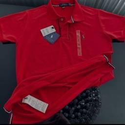 Camisas polo diversas marcas