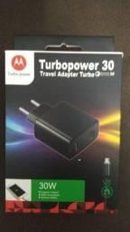 Motorola carregador turbo original