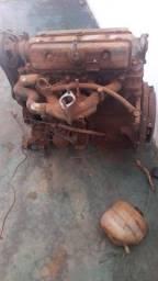 Título do anúncio: Motor do Chevette filé não fuma