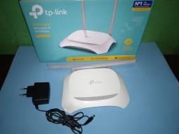 Título do anúncio: Roteador TP-LINK 300MBPS Wireless na caixa