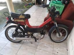 Título do anúncio: Mobilete 90c moto de Sundown Hunter