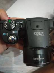 Câmera digital semi