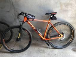 Título do anúncio: Bicicleta Ciclismo Bike Mtb Lotus Cxr Aro 29 Am 21v Mec 17.5