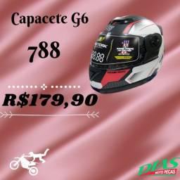 Capacete G6 Protork 788