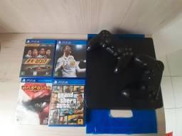 PS4 COM 4 JOGOS