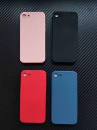 Capinhas Iphone 7, 8, X, 11 e 12