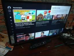 "Tv 32"" SMART Panasonic completa."