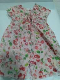 Título do anúncio: 2 vestidos de 3 anos por 25 reais