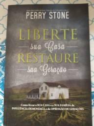 Título do anúncio: Livro LIBERTE SUA CASA.RESTAURE SUA GERAÇÃO.