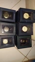 Relógios  antigos de bolso