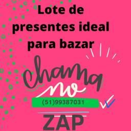 Título do anúncio: Lote de presentes - Ideal para bazar