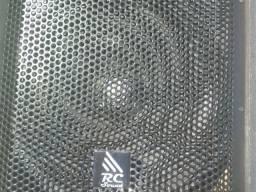 Caixa acústica proficional
