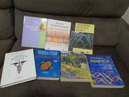 Título do anúncio: Livros área saude - biologia