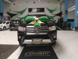 Toyota Hilux SRV 2.7 4x2 Flex Automática 2017