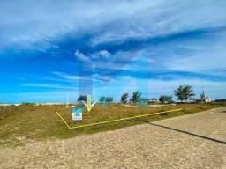 Título do anúncio: Terrenos de esquina a 100 metros do mar em Balneário Gaivota
