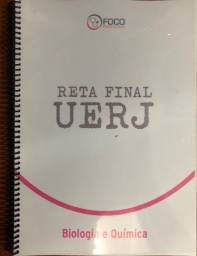Título do anúncio: Apostila de exercícios UERJ