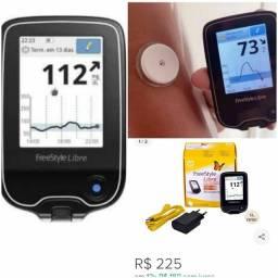Título do anúncio: Freestyle libre - medidor de diabetes ( Sem furar o dedo)