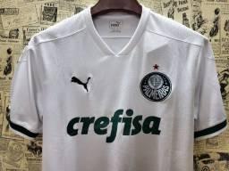 Camisa Palmeiras 2020/21 Tamanho G Pronta Entrega