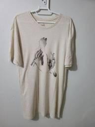 Título do anúncio: Camisa Reserva em linho Gg exclusiva