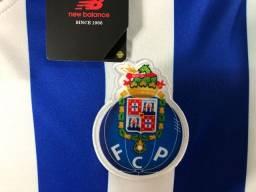 Promoção Camisa Porto Home 2020. Apenas vendas R$99,99