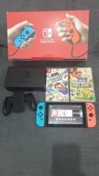 Título do anúncio: Nintendo switch 2 jogos