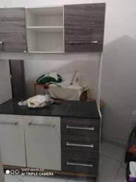 Título do anúncio: Armário de cozinha grande mdf 2,20mt