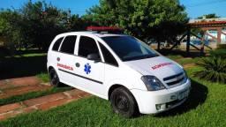 Meriva 2010 ambulância home Care