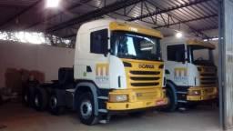 Scania G-440 8x4 - 2013