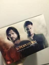 Box Supernatural com 10 temporadas