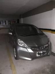 Honda fit 1.4 lx automático - 2014