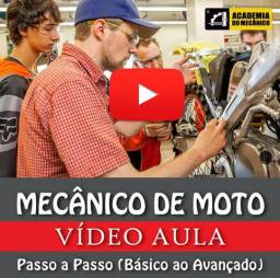 Curso Mecânico de Moto Completo | Academia do Mecânico