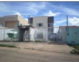 Apartamento à venda com 1 dormitórios em Parque araguari, Cidade ocidental cod:350596