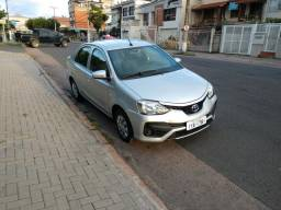 Toyota Etios sedan x 1.5 2018 - 2018