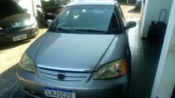 Vendo Honda Civic Lx - 2001