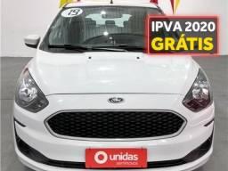 Ford Ka 1.0 ti-vct flex se manual - 2019