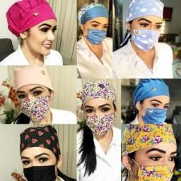 Toucas Gorros e Máscaras Personalizadas