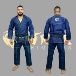 Kimono adulto A2 trançado