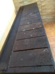 Vendo se bancada de madeira 499,00
