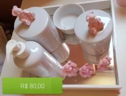 Kit Higiene / Porcelana