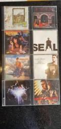 CDs Nacionais e Internacionais
