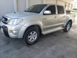 Toyota hilux srv 3.0 turbo diesel 2011 - 2011