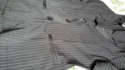 Conjunto social (calça e blazer)