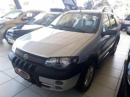 FIAT PALIO 2004/2005 1.8 MPI ADVENTURE WEEKEND 8V GASOLINA 4P MANUAL - 2005