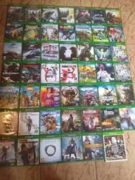 Jogos de Xbox one originais ótimo